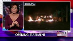 Judge Jeanine on the Truth and Consequences of the Benghazi Conspiracy