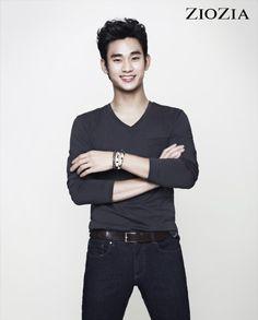 Kim Soo Hyun (김수현) for ZIOZIA (지오지아) 2012 F/W #9 #KimSooHyun #SooHyun #ZIOZIA