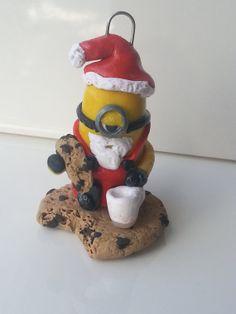Hallmark Despicable Me Minion Ornament On My Christmas Tree