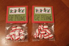 Christmas Gifts DIY- would be cute gift for students :)