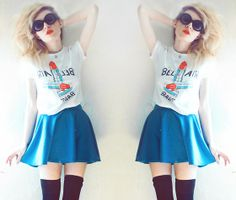 BELAIR BABE (by Alissa ♡) http://lookbook.nu/look/4708081-BELAIR-BABE