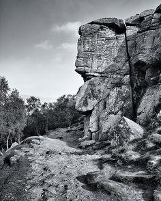 Rocky Path, Froggatt Edge