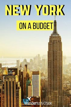 New York on a budget. Can you truly experience glitzy New York City on a budget? Find out some top tips for visiting the city's most famous attractions and how to find a tasty meal that won't break the bank. https://www.wanderlustchloe.com/new-york-on-a-budget/ #travel #newyork #newyorkcity #usa #budgettravel