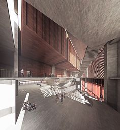 Gallery of McCullough Mulvin Architects Designs University Extension in India - 6