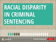 the problems that sentencing disparity presents The disparities in the use of those charges are really stark, and it's the charging choice that seems to explain the biggest share of the disparity in sentences -- unsurprisingly, since mandatory minimums tie judges' hands in a way that other charging choices don't.