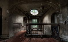 14 Beautiful Abandoned Places In Britain