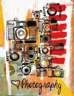 Cameras…