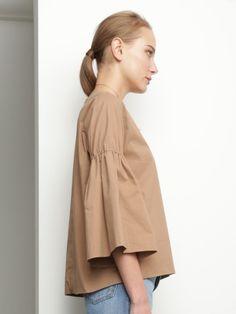 ボリュームスリーブブラウス(ブラウス) Mila Owen(ミラ オーウェン) ファッション通販 ウサギオンライン公式通販サイト