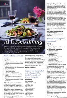 ~ Al fresco dining ~ June - July #locallife #Haslemere #Surrey #alfresco #food #fresh #healthy #recipes #inspiration