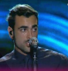 Marco Mengoni a Radio Norba Battiti Live a Trani canta 3 pezzi e ringrazia l'Esercito