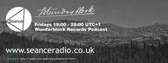 Check out the Wunderblock podcast on Seance Radio Fridays 19:00 UTC+1 #Techno