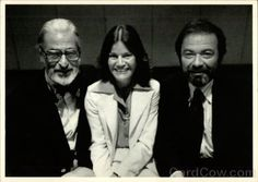 Three legends side-by-side: Dr. Seuss, Judy Blume, and Maurice Sendak.