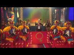 Showtanzformation Magic Moves vom Carneval Verein Guntersblum - Showtanz Hühnerfarm 2016 - YouTube