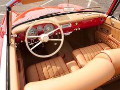 BMW 503 cabrio interieur_1958