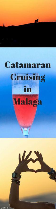 De perfecte twee uur op een catamaran voor de kust van Malaga
