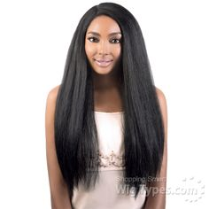 Motown Tress Extra Deep Lace Part Synthetic Hair wig - LXP LION [8884]