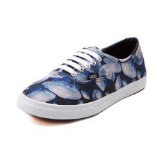 Vans Authentic Lo Pro Jellyfish Skate Shoe