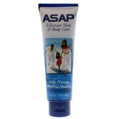 American Biotech Labs ASAP Ultimate Skin+Body Care - 1.50 Ounce, 2 Pack (Image may vary)