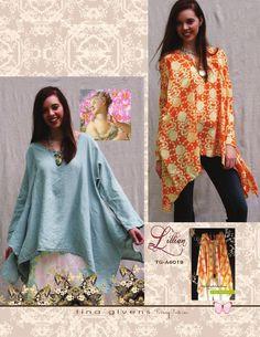 Tina Givens Sewing Patterns by Tina Givens - issuu