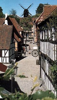 Aarhus Old Town (Denmark) - will definitely visit this one day!