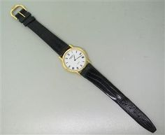 Raymond Weil 18k Gold Electroplated Watch. Available @ hamptonauction.com at the Fine Vintage and Modern Watch Auction on September 29th, 2014! Come preview our catalog!