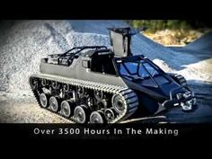 Super Tanque Ripsaw EV2 Extreme Luxury 2015 - YouTube