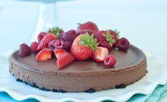 Epicure's Chocolate Velvet Cheesecake