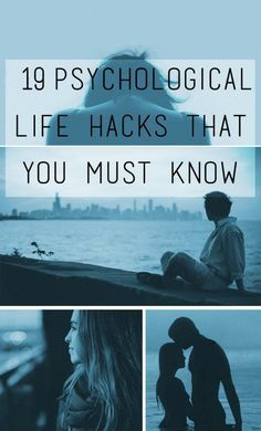 19 Psychological Life Hacks That You Must Know- these are a fun read but credibility slips with all the grammatical errors...                                                                                                                                                      More