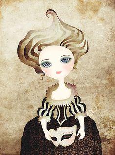 Madame Cupcake by Sandra Vargas