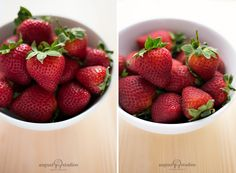 Food Photography Tips Natural vs. Artifical Light