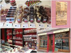 Café Rebert, Wissembourg - Alsace most favourite place for a chocolate fix :)