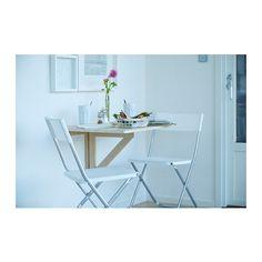 NORBO Seinään kiinnitettävä klaffipöytä  - IKEA