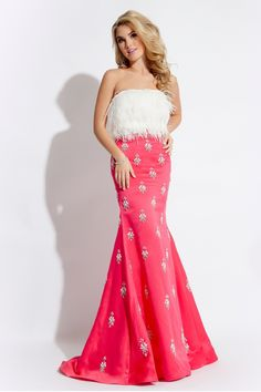 Rachel Allan Prom Dress 7092