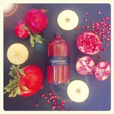 Pink Angel Pomegranates Cold Pressed Juice, Pomegranates, Juices, Angel, Pink, Grenades, Juice, Pink Hair, Juicing