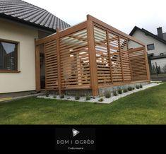 Pergola Patio, Backyard Patio, Bungalow, Home Landscaping, Outdoor Living, Outdoor Decor, Porch, Home Improvement, Deck