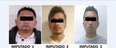 CUMPLIMENTAN ÓRDENES DE APREHENSIÓN CONTRA IMPLICADOS EN TRES DIFERENTES HOMICIDIOS