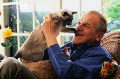 kitty with John Spencer