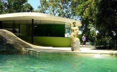 Brazil Interior Styling | Iconic Mid-Century Modern Home Casa de ...