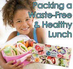 Packing a Waste-Free and Healthy Lunch