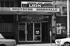 Deutscher Keller Restaurant, Hillbrow Johannesburg Skyline, Historical Pictures, The Good Old Days, South Africa, Cities, Bridge, African, Restaurant, Spaces