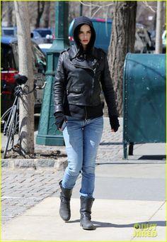 Krysten Ritter Goes Undercover For 'AKA Jessica Jones'