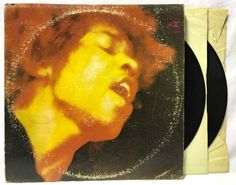 The Jimi Hendrix Experience Electric Ladyland  RS 6307 Original LP #Vinyl #Records