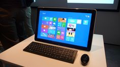 Sony's small all-in-one PC is also a very large 20in tablet, which can work well as a shared family PC. www.techxclusive.com