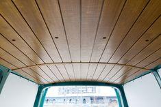 VW T4 T5 T6 Campingbus Ausbau Decke Dachhimmel Himmel Vw T5, Vw Transporter Camper, T4 Camper, Volkswagen Bus Interior, Camper Interior, Day Van, Van Camping, Campervan, Van Life