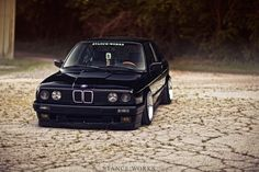 StanceWorks Wallpaper - Rion Morse's Beautiful E30 - Stance Works