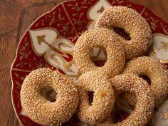 Sesame Rings (Spain)
