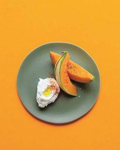 Salade de melon et labneh pour 4 personnes - Recettes Elle à Table