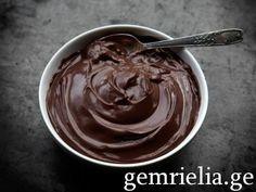 აბრეშუმივით ნაზი შოკოლადის კრემი