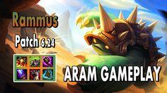 #louzzone #gameplay #Rammus #ARAM https://youtu.be/c1mB4xEYxk8