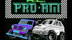 snes rc pro am - YouTube - I owned this game for NES. This is still a fun game. ALL of the old games are still fun.